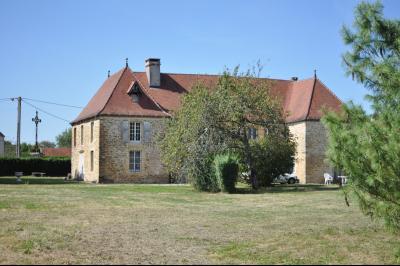 Chaussin, vends superbe propriété de 1640, 10pièces, 360m² habitables sur 3700m² de terrain clos, vue du parc