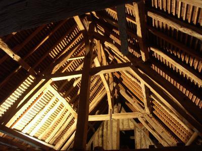 Chaussin, vends superbe propriété de 1640, 10pièces, 360m² habitables sur 3700m² de terrain clos, vue charpente