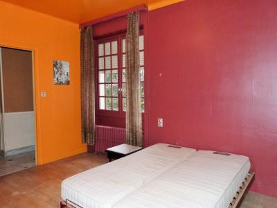 LONS-le-SAUNIER 18km JURA Vends Maison de Maître 255m²env. idéale chambres hôtes,activité artistique, Cheminée du salon