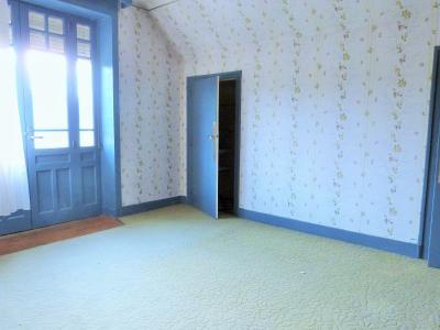 LONS-le-SAUNIER 18km JURA Vends Maison de Maître 255m²env. idéale chambres hôtes,activité artistique, el escalier avec vitrail