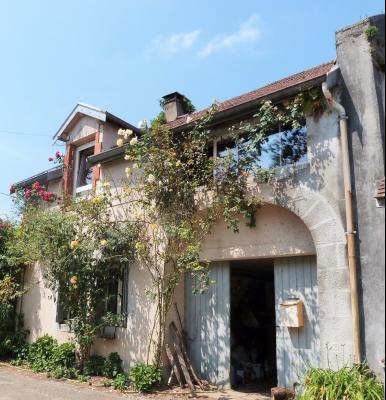 Achat maison poligny 39800 en jura 3d immobilier poligny for Achat maison 3f