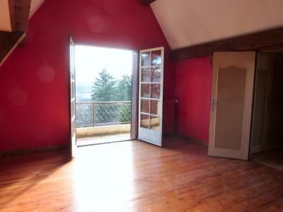 LONS-LE-SAUNIER 39 JURA Proche Centre Villa indépendante 150m²env. vue dominante terrain 1735m²env., Chambre 1 - étage -