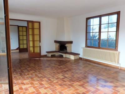 LONS-LE-SAUNIER 39 JURA Proche Centre Villa indépendante 150m²env. vue dominante terrain 1735m²env., Séjour avec cheminée