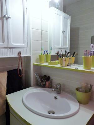 LONS-LE-SAUNIER 39000 Jura Centre vends APPARTEMENT T3 de 62m²env. - récemment rénové - balcon, Salle de bains récemment rénovée