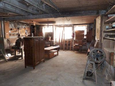 ORGELET JURA 39 11km Vends Ancienne FERME en pierres -à rénover-(vastes dépendances,jardin, verger), Ancienne écurie - Atelier -