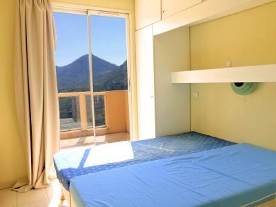 Théoule sur Mer (06 Alpes Maritimes), à vendre dernier étage avec vue mer panoramique, 2 terrasses, chambre