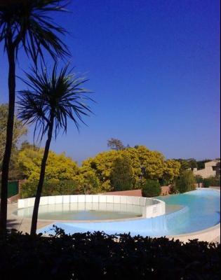 Théoule sur Mer (06 Alpes Maritimes), à vendre appartement avec vue mer panoramique, parking & cave, piscine copropriété