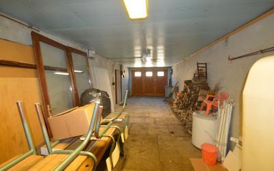 Thoiria, Proche Clairvaux les lacs, très agréable maison de village 3 chambres et 1700 m² terrain., Garage 1. de 50 m²
