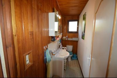 ETIVAL, entre Clairvaux les lacs et Haut Jura, maison au calme de 6 pièces sur 1 ha, idéal cavaliers, double bos en option