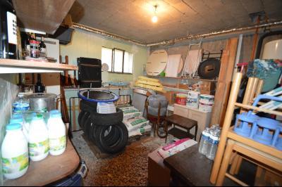 ETIVAL, entre Clairvaux les lacs et Haut Jura, maison au calme de 6 pièces sur 1 ha, idéal cavaliers, wc lavabo