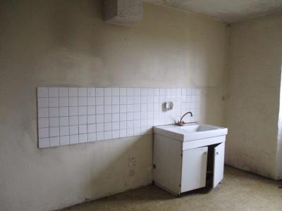 MAISON  65 M²,DEPENDANCES 40 m², SUR UN TERRAIN DE 1000 M² ENVIRON, CUISINE