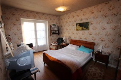 Secteur Sellières (39 JURA), à vendre maison sur grand sous-sol, 2 chambres, 600 m² de terrain., CH2 - 19 m²
