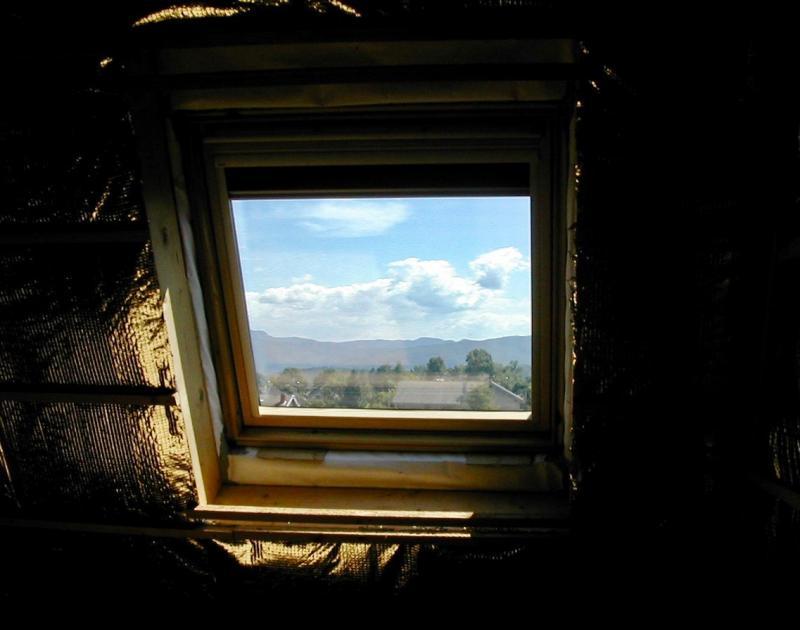 Niveau 3 vue sur les Monts Jura