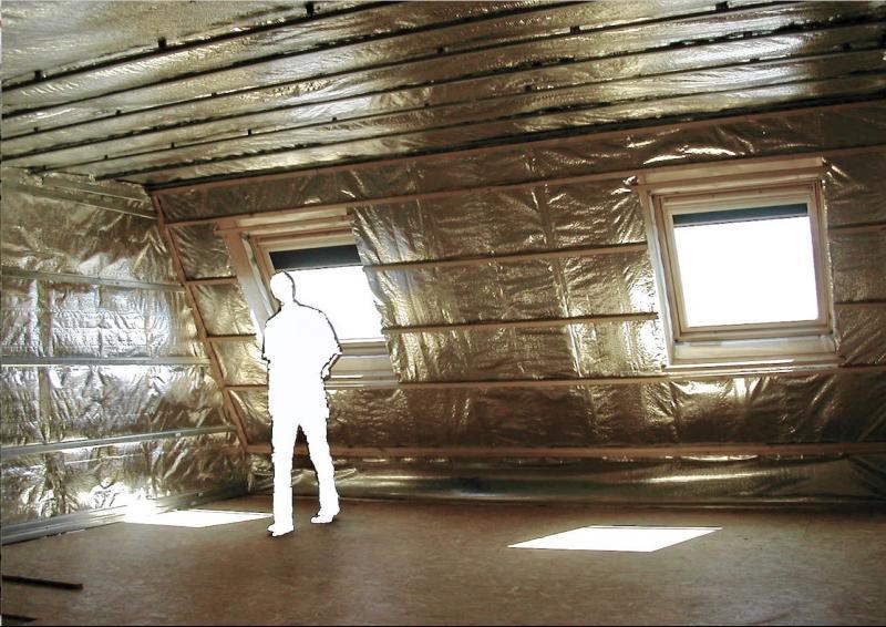 Niveau 3 environ 19 m2 habitable