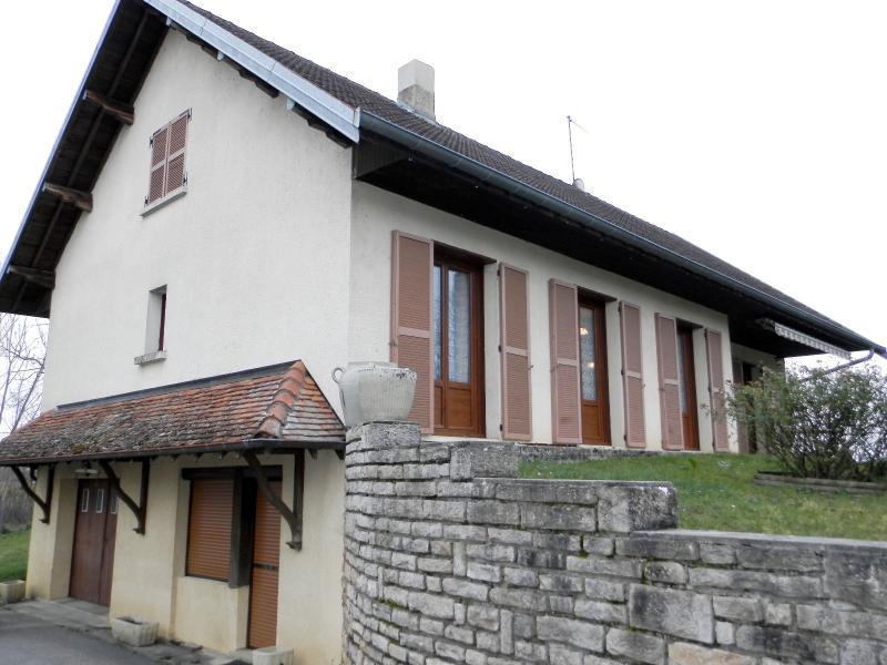 Vente proche lons le saunier 39 maison non mitoyenne de for Construction maison mitoyenne
