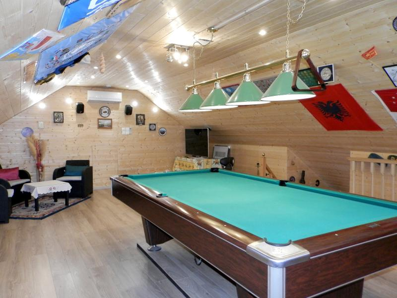 SALLE DE BILLARD 30 m²