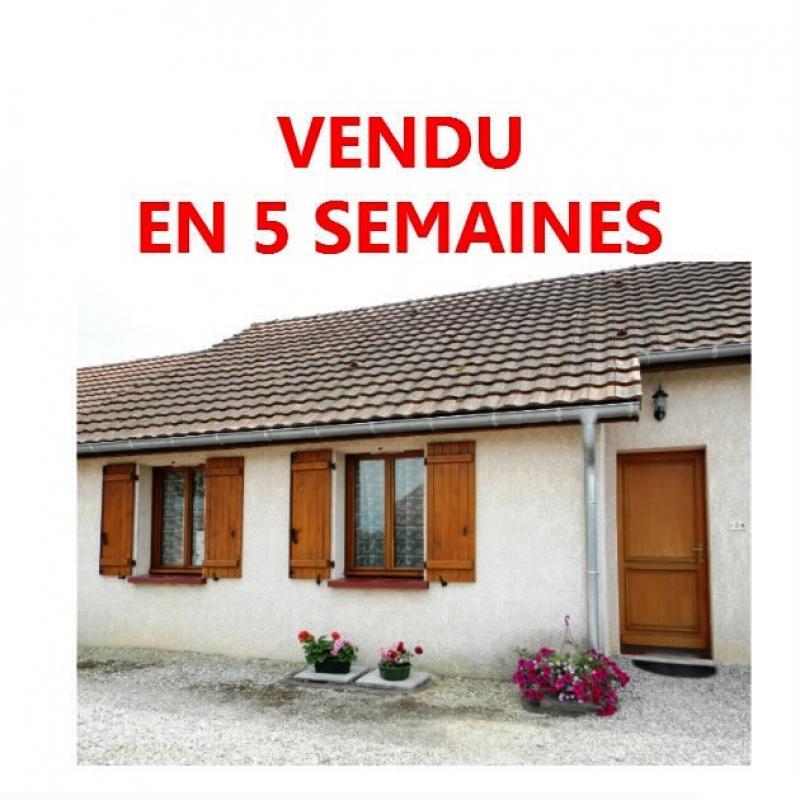 Vente LOUHANS (71500), maison de plain-pied (2003), 92 m�, 4 chambres, terrain 1620 m�