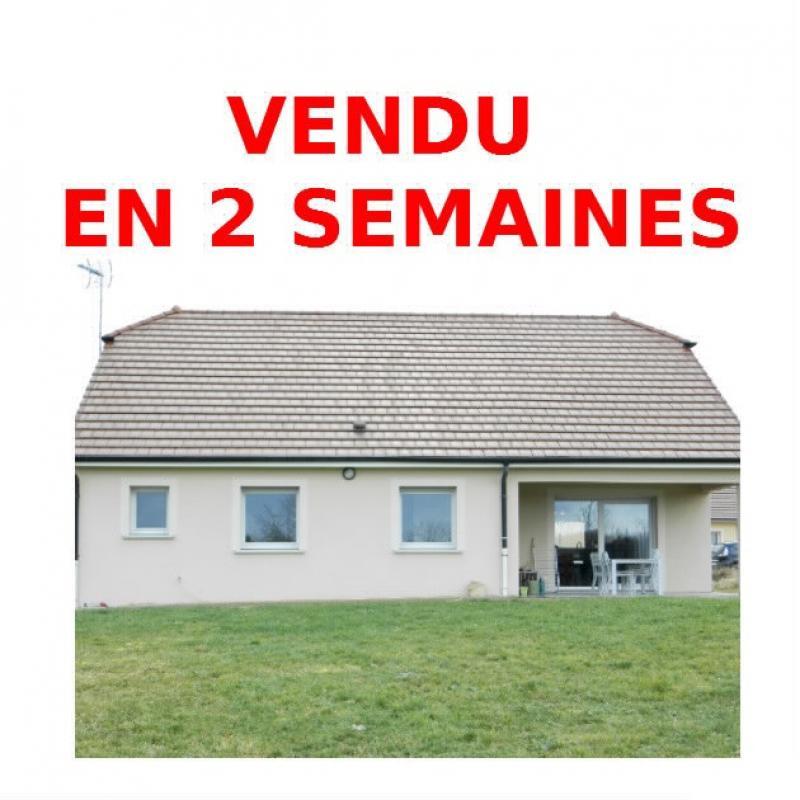 Vente LONS LE SAUNIER Nord (39), maison r�cente (2013), plain-pied 105 m� env. sur terrain 964 m�