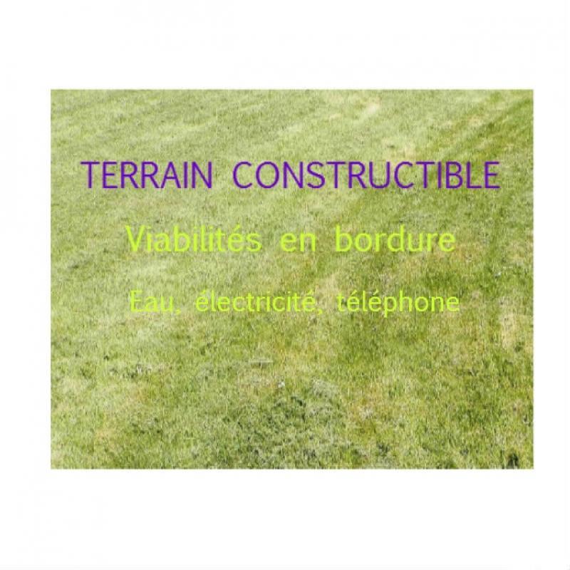 Vente secteur lons le saunier terrain constructible de for Frais de notaire pour achat d un terrain non constructible