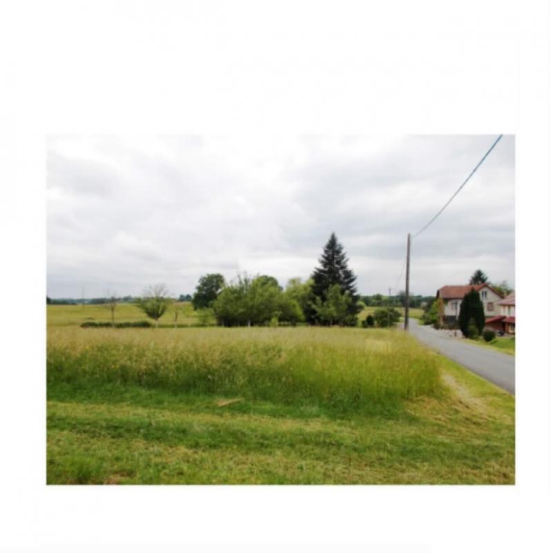 Vente proche bletterans 39140 terrain constructible de for Frais de notaire pour achat d un terrain non constructible