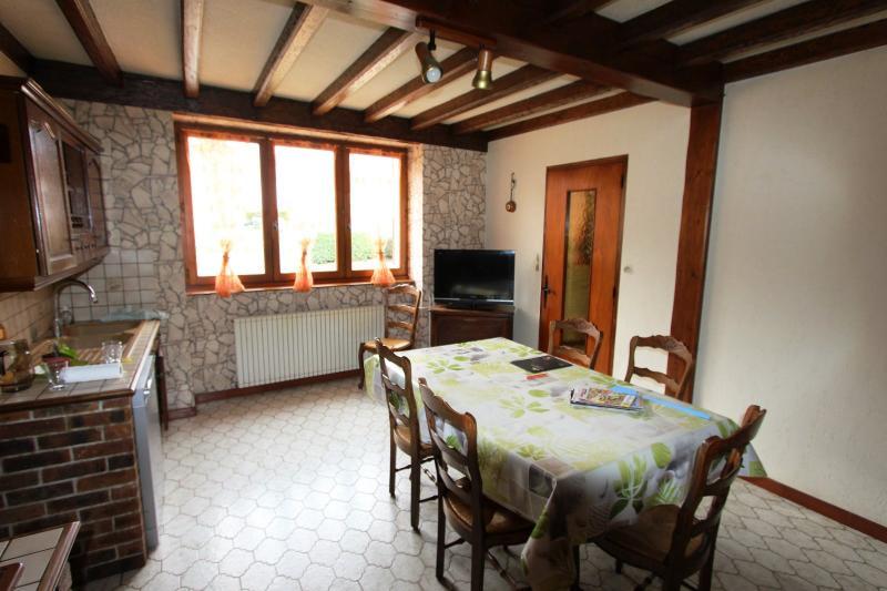 CUISINE LOGEMENT RDC 18 m²