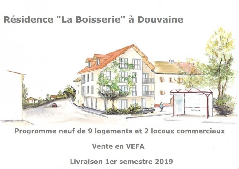 Vends 74140 Douvaine, centre ville, appartements Type T2.