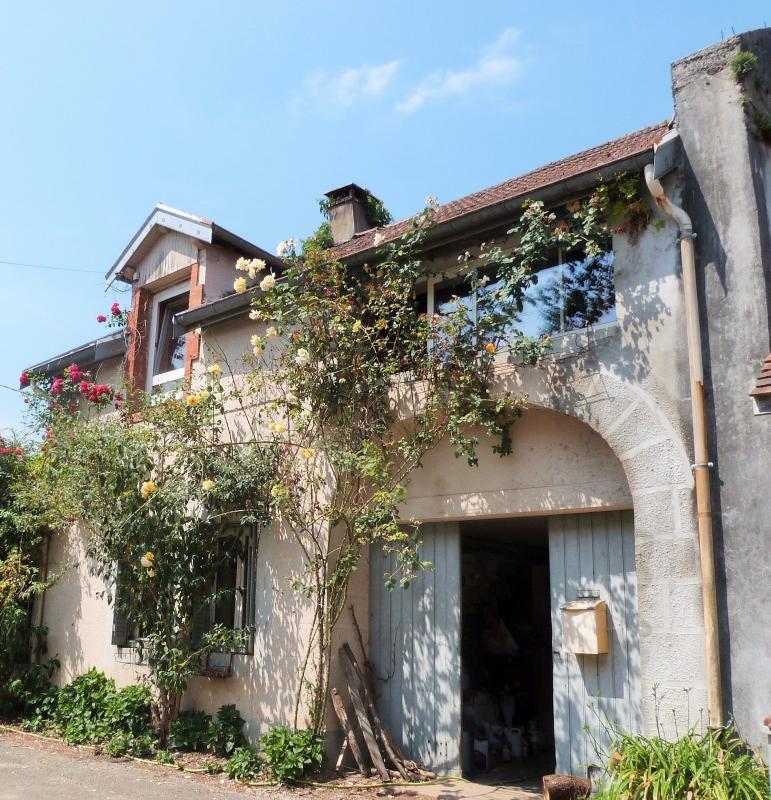 Poligny 7km jura 39000 vends maison ancienne r nov e 120 m env s terrai - Frais achat maison ancienne ...