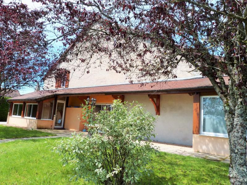 Proche orgelet jura 39270 lac vouglansvends maison 160m env gites grandes d - Frais de notaire achat garage ...