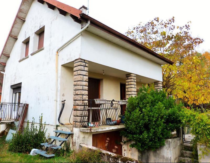 Maison non mitoyenne 85m²ev.