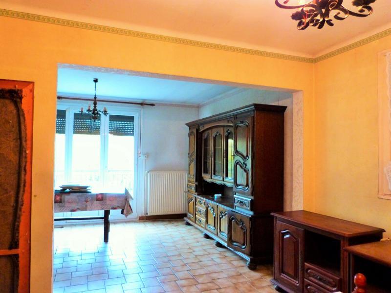 Salle à manger et salon  26.50m² env