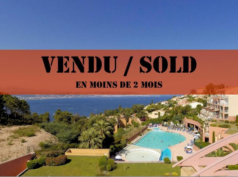 Th�oule sur Mer (06 Alpes Maritimes), � vendre dernier �tage avec vue mer panoramique, 2 terrasses