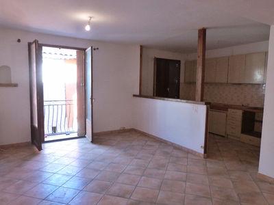 GINASSERVIS, MAISON DE VILLAGE 100 m² - 5 pièces