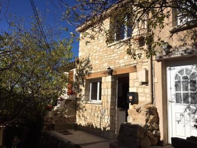 Maison de village de 2012, Vinon sur Verdon