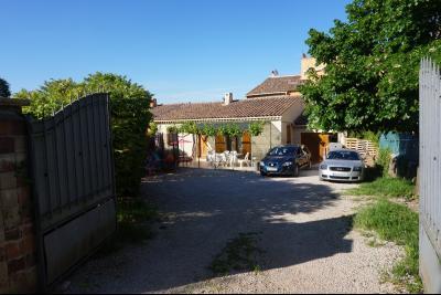 Villa T3/4 avec garage sur 420 m²de terrain - GINASSERVIS