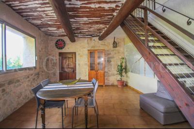 SAINT PAUL LES DURANCE Maison de village avec terrasse de 40 m2 et jardin sans vis à vis