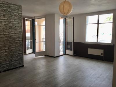 MANOSQUE - T3/4 + balcon + garage