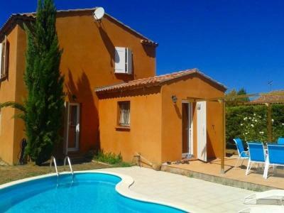 Villa de 99m² avec piscine- ORAISON