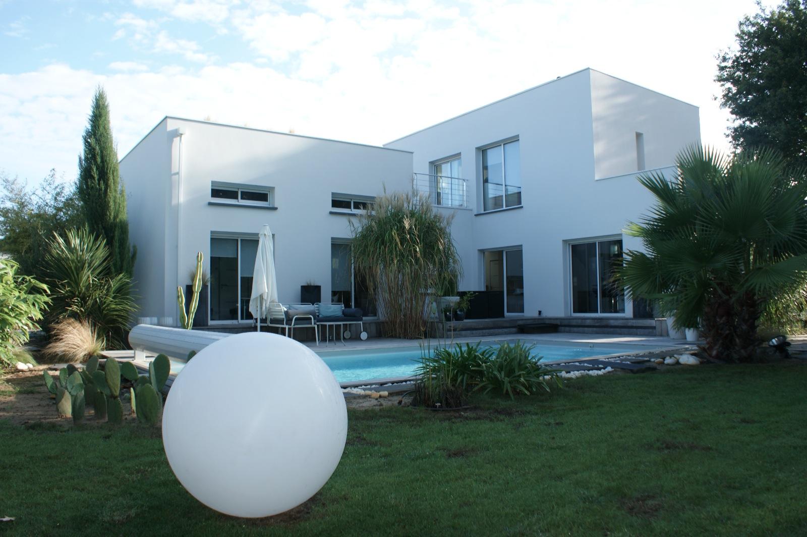 33470 gujan villa contemporaine t5 for Achat maison gujan mestras