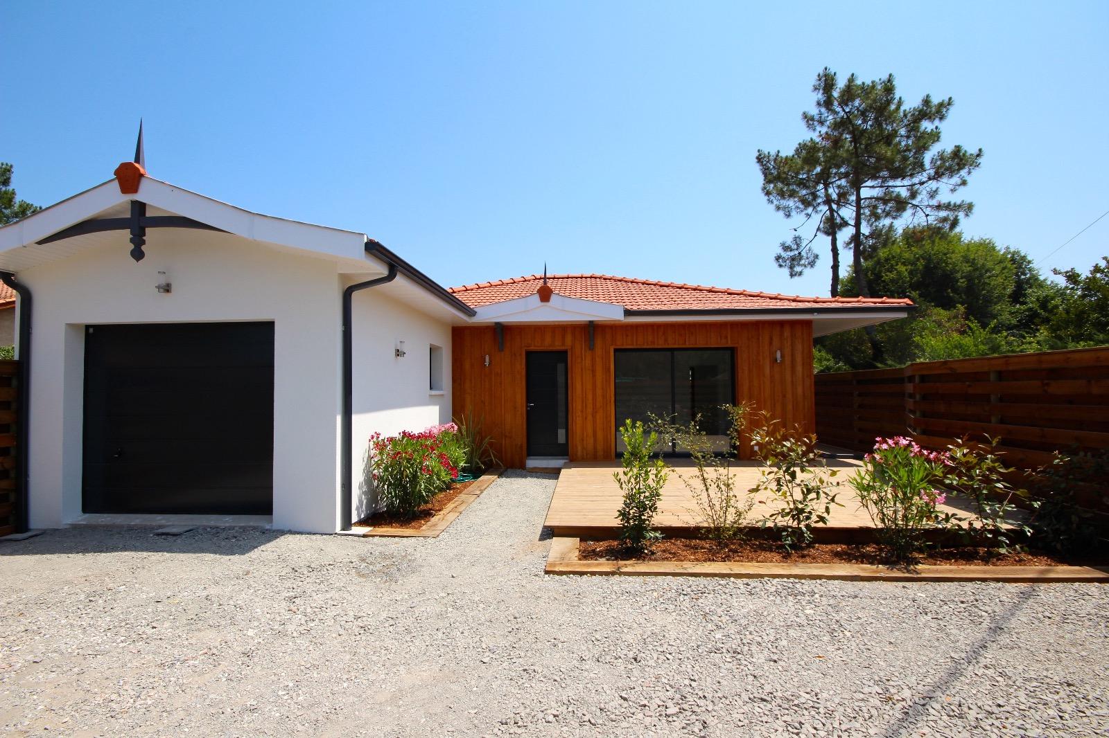 Vente villa gujan mestras 33470 93m avec 4 pi ce s for Achat maison gujan mestras