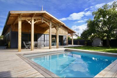 Spacieuse villa esprit Bassin