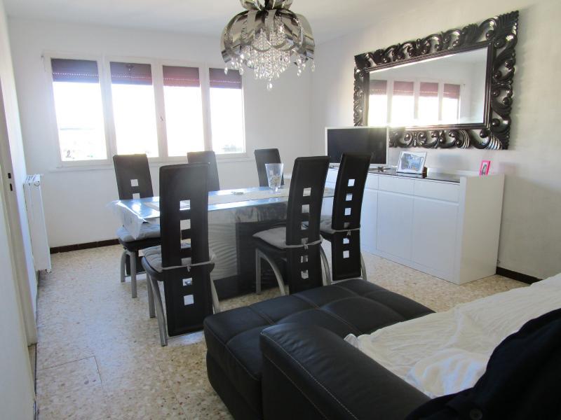 Vente MARSEILLE 15ème, La Viste, Appartement T3 de 60 m², Idéal investisseur
