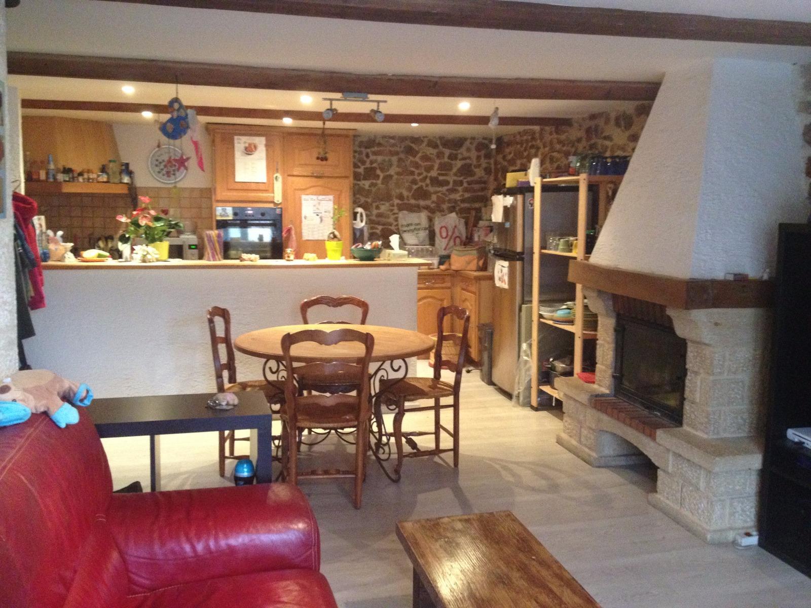 Vente maison de village Flassans Sur Issole (83340), 75m² avec 4 ...