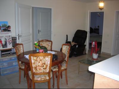 Gonfaron-Villa T3 de 58m² avec garage et place de parking privatifs