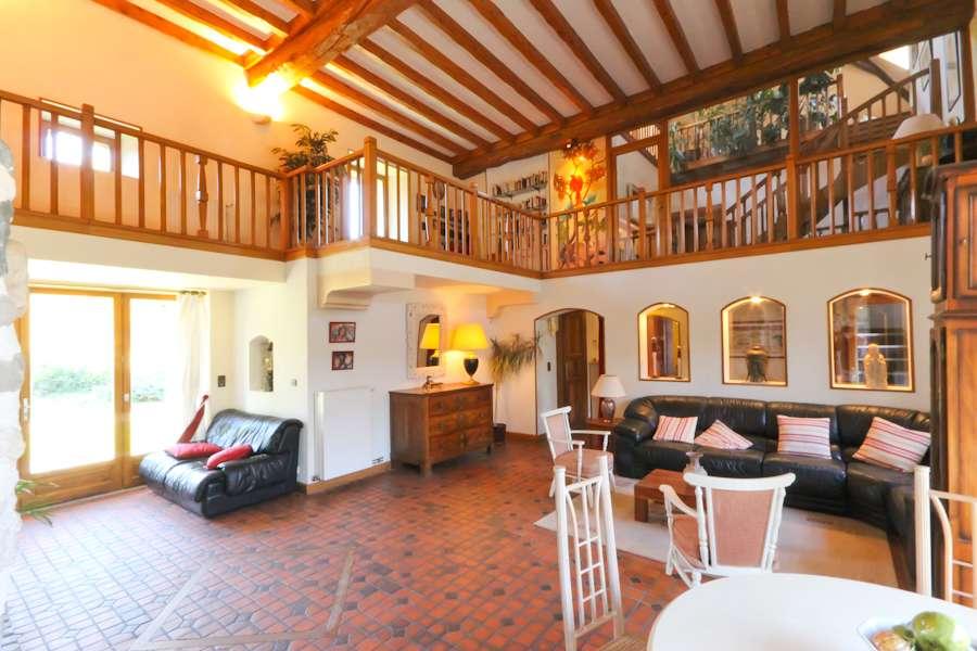 Vente ferme renovee st jorioz 74410 550m avec 18 pi ce s dont 8 chambre - Interieur ferme renovee ...