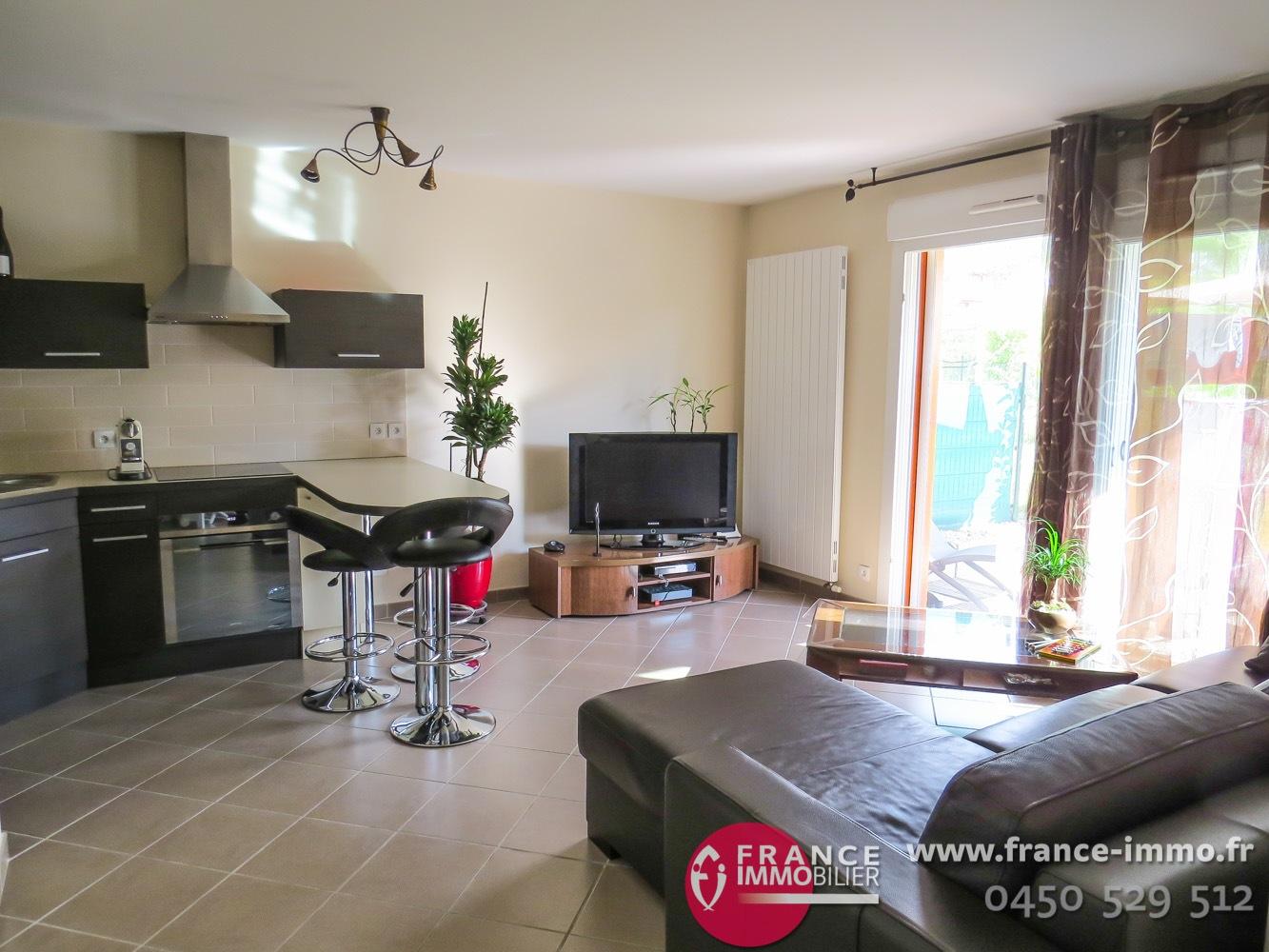 vente appartement vieugy 74600 40m avec 2 pi ce s dont 1 chambre s immo replay. Black Bedroom Furniture Sets. Home Design Ideas