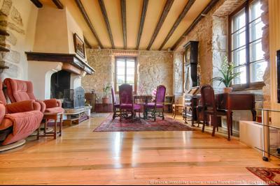 Villas en vid o annecy r cemment vendues par immo replay for Maison moderne 74000