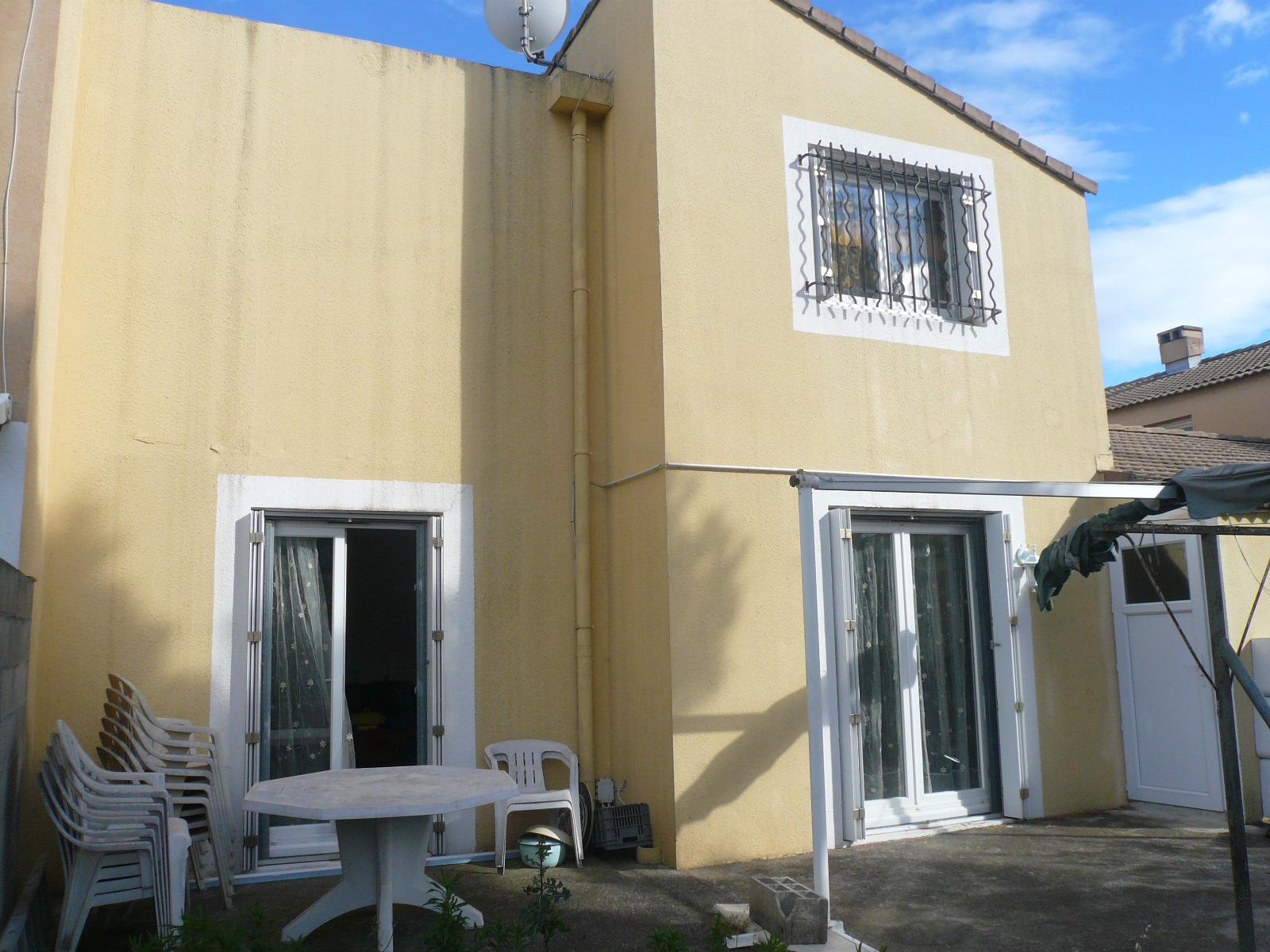 Maison de ville montpellier maison de villet 5 quartier for Achat nouvelle maison impot