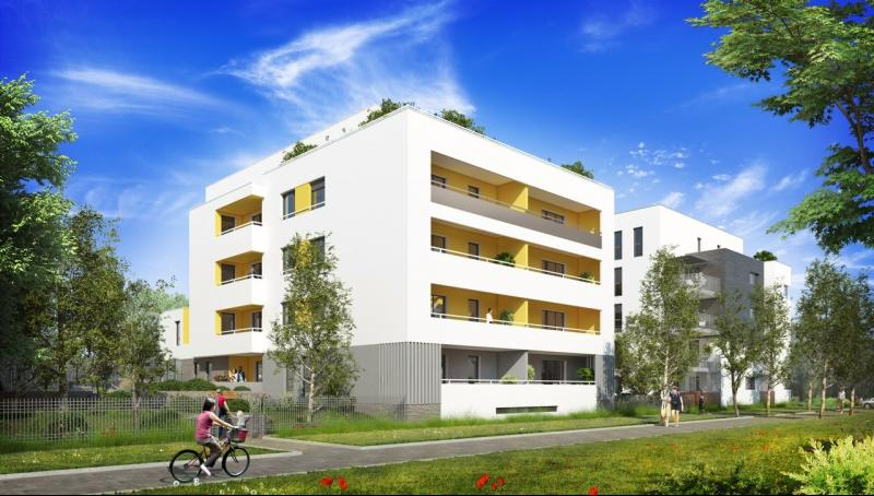 Programme neuf montpellier terre d 39 ambre 34000 consil for Montpellier terre archi