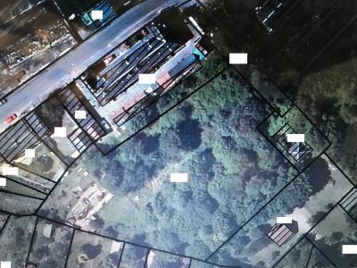 Terrain constructible Guerigny centre 4571 m²