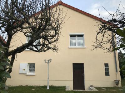 Maison avec terrain et garage
